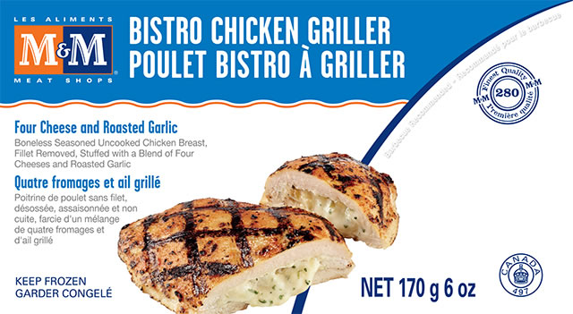 M&M Bistro Chicken Griller